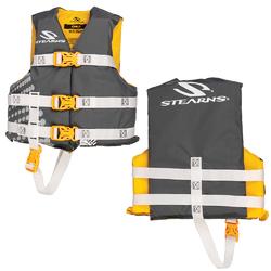 Stearns Child Classic Nylon Vest Life Jacket - 30-50lbs - Gold Rush 1