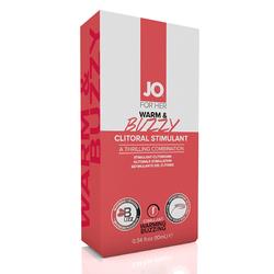 JO Warm & Buzzy Clitoral Stimulant 10ml 1