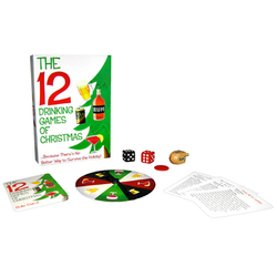 The 12 Drinking Games of Christmas 1