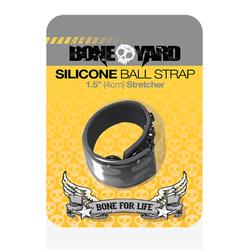 Boneyard Ball Strap Black 1