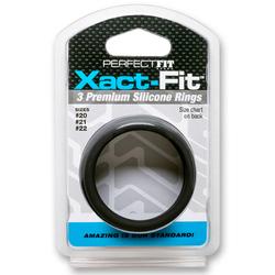 PF Xact-Fit Sili Rings #20, #21, #22 Blk 1