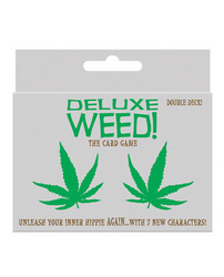 Deluxe Weed Card Game 1