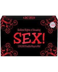 Sex! A Romantic Board Game 1