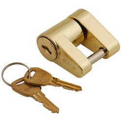 C.E. Smith Brass Coupler Lock 1