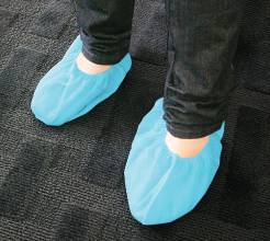 Surgical Shoe Covers Regular Pack/50 pr Non-Skid 1