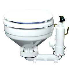 GROCO HF Series Hand Operated Marine Toilet 1