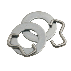 C.E. Smith Wobble Roller Retainer Ring - Zinc Plated 1