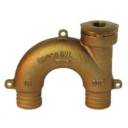 """GROCO Bronze Vented Loop - 3/4"""" Hose 1"""