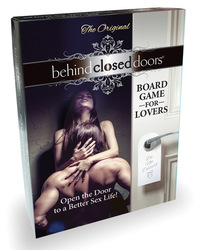 Behind Closed Doors Board Game For Lovers 1