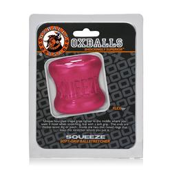 Oxballs Squeeze Ballstretcher Hot Pink 1