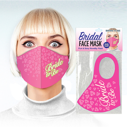 Bride To Be Glow In The Dark Mask 1