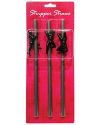 Groom to Be Stripper Straws 1