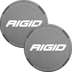 "RIGID Industries 360-Series 6"" LED Cover - Smoke 1"