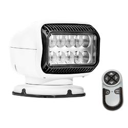 Golight Radioray GT Series Permanent Mount - White LED - Wireless Handheld Remote 1