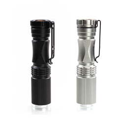 Meco XPE-Q5 600 Lumen 7W Zoomable LED Flashlight For 1xAA 1.2V 1