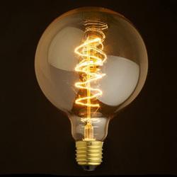 E27 Incandescent Bulb 40W 220V G80 Retro Edison Light Bulb 1