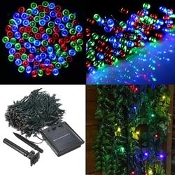 400 LED Solar Powered Fairy String Light Garden Party Decor Xmas 1