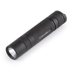 Convoy S2+ Black L2 7135x8 3/5mode EDC LED Flashlight 18650 1