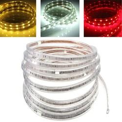 5M 5050 Waterproof IP67 Flexible Led Strip Light For XMAS Home Decor 110V 1