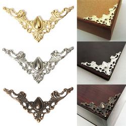 12pcs Jewelry Box Gift Wine Case Book Scrapbook Album Corner Decorative Protector 1