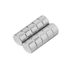 10pcs D8x5mm N35 Neodymium Magnets Rare Earth Strong Magnetic Toys 1
