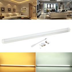 T8 60CM 9W White Warm White LED Rigid Strip Tube Light AC 165-265V 1