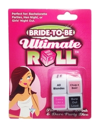Bride-to-Be Ultimate Roll Dice 1