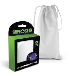 Safe Sex - Antibacterial Toy Bag - Medium - Each 1