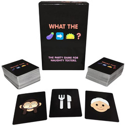 What the Eggplant to Taco - Party Game for Naughty Texters 1