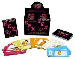 Lesbian Sex! - Card Game 1
