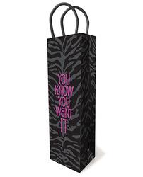 Hash Tag Naughty Gift Bag 1
