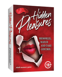 Hidden Pleasures Adult Memory Game 1