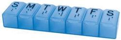 Pill Organizer 7-Day (X-Lge) 1