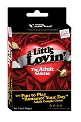 A Little Lovin Game 1