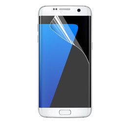 ENKAY PET Clear Not Full Screen Protector Film For Samsung Galaxy S7 Edge 1