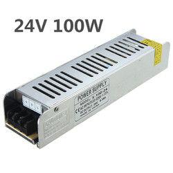 IP20 AC110V-220V To DC24V 100W Switching Power Supply Driver Adapte 1
