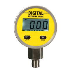 Digital Hydraulic Pressure Gauge 0-250BAR 25Mpa 3600PSI BSP1/4inch Base Entry 1