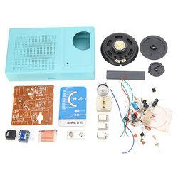 5Pcs AM Radio DIY Electronic Kit Learning Suite 1