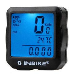 INBIKE 528 Wired Bike Computer Waterproof Backlight Digital Speedometer Cycle Velo Computer Odometer 1