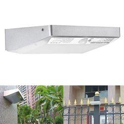 Newest Solar Power 48 LED PIR Motion Sensor Light Outdoor IP65 Waterproof Garden Security Lamp 1