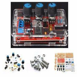 Geekcreit?® XR2206 Function Signal Generator DIY Kit Sine Triangle Square Output 1HZ-1MHZ 1