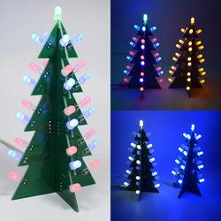 Geekcreit?® DIY Star Effect 3D LED Decorative Christmas Tree Kit 1