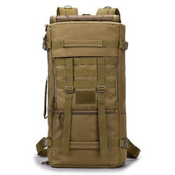 FAITH PRO 50L Men's Military Tactical Backpack Multifunction Camping Mountaineering Rucksack Bag 1