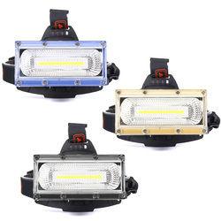 BIKIGHT 1300LM 30W COB LED Rechargeable 18650 USB Headlamp Cycling Lamp 1