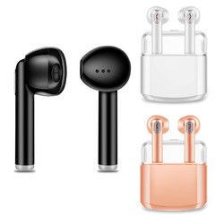 [True Wireless] TWS Mini Portable Dual Wireless bluetooth Earphone Headphones with Charging Box 1