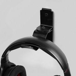 Multi-angle Fixed Screw Aluminum Alloy Headphone Holder Headset Hook Hanger Hook Headphone Stand 1