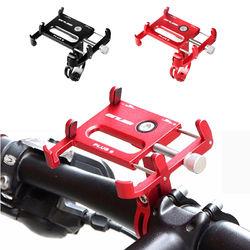 GUB PLUS 9 Bike Handle Mount Phone Holder Stand For 3.5-6.2 Inch Smartphone Motorcycle Handlebar 1