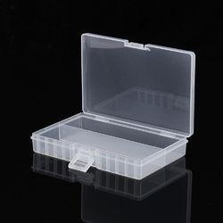 Powerlion PL-5048 Transparent 48 AA Battery Storage Holder Box Organizer Case 1
