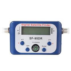 SF-95DR Digital Satellite Signal Meter Finder Network Directv 1