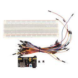 Geekcreit MB-102 MB102 Solderless Breadboard + Power Supply + Jumper Cable Kits 1